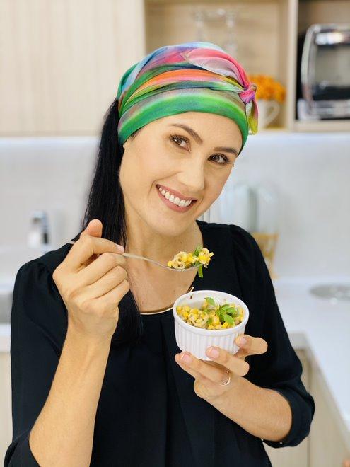 Melissa Barcelos - Milho Verde Temperado