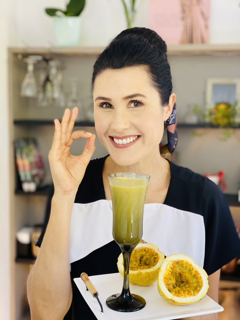 Melissa Barcelos - Coquetel de Maracujá