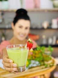 Melissa Barcelos - Vitamina de Abacate