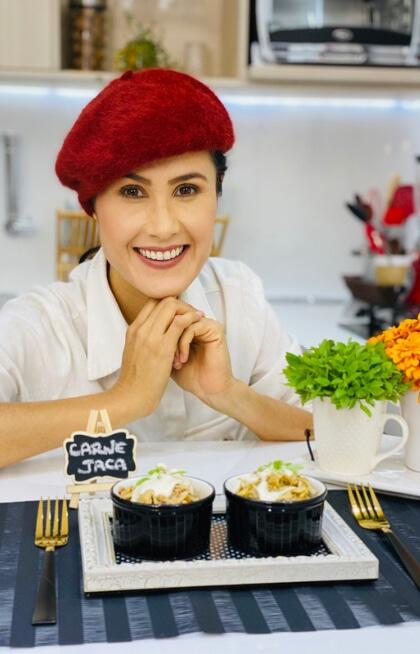 Melissa Barcelos - Carne de Jaca