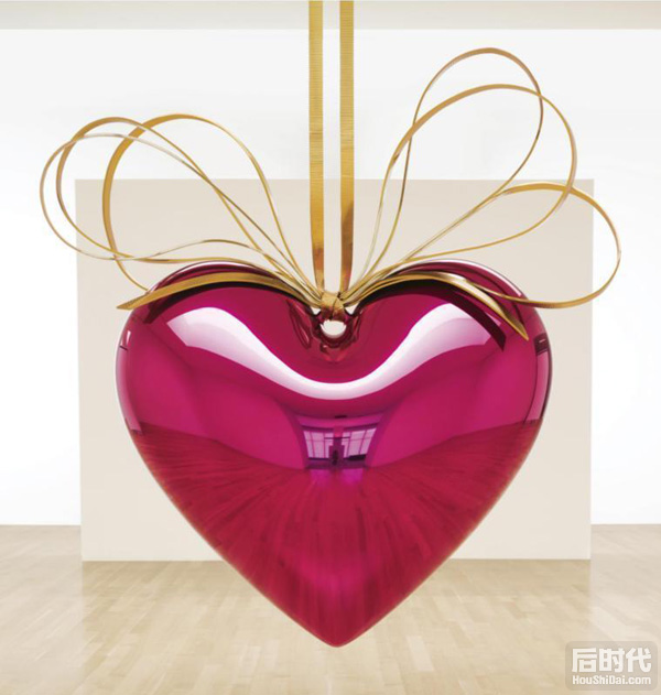 jeff-koons_hanging-heart