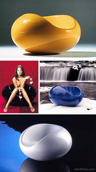 香皂形漂浮椅