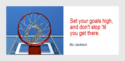 goals quotation