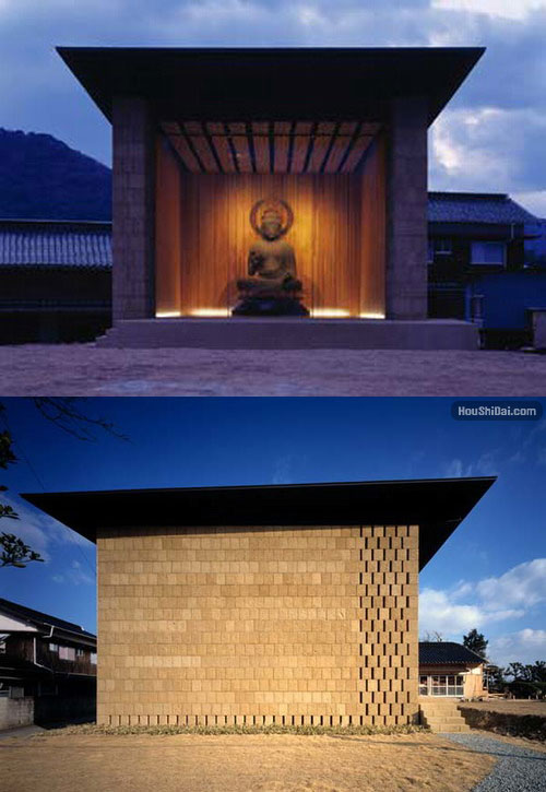 Adobe-Museum-for-Wooden-Buddha