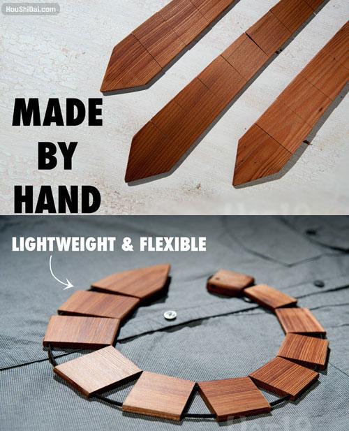 wood-tie-handmade