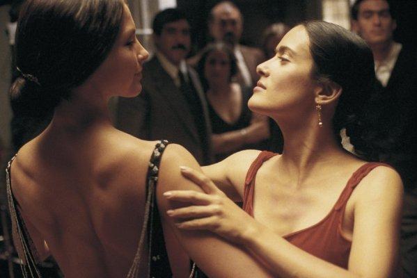 Frida en Tina Modotti