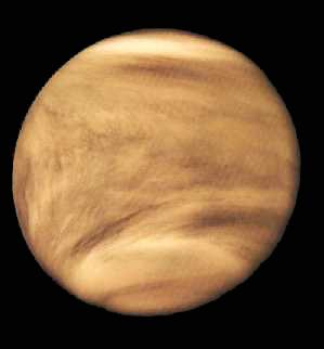 Venus visto por la sonda Magallanes