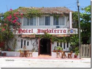 Hotel Inglaterra Puerto Morelos