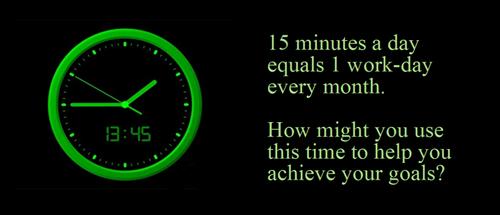 time management quotation