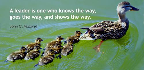 leadership quotation
