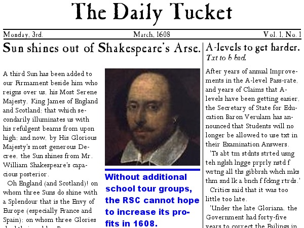 The Daily Tucket