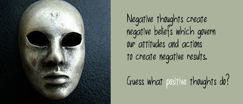 positive thinking quotation